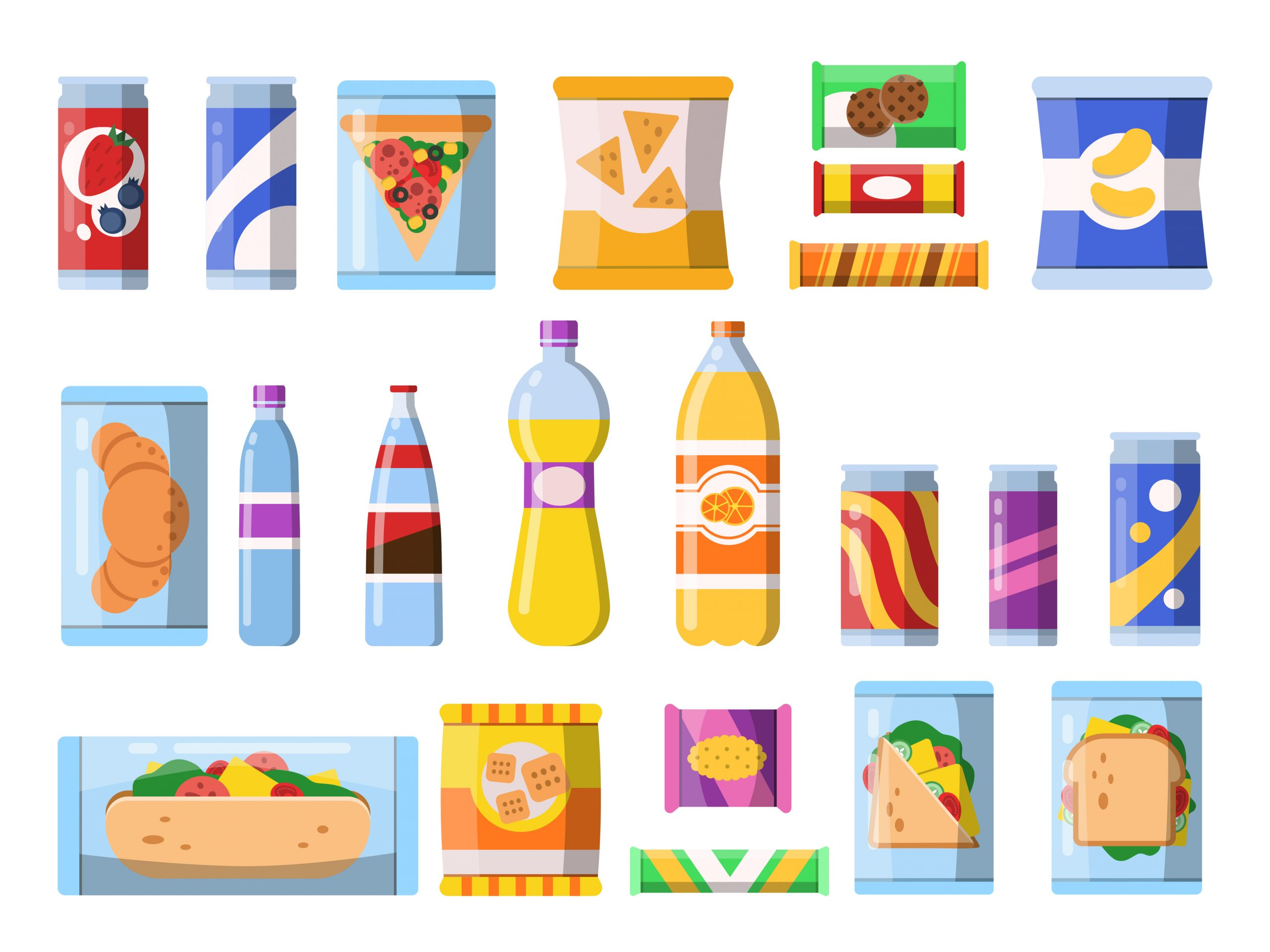 Dallas Fort Worth Snack Options | Vending Service | Break Room Solutions